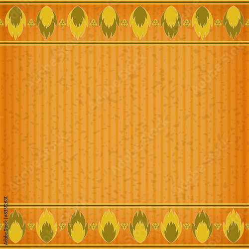 Gold fire card board texture