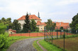 Territory of Strahov Monastery in Prague.