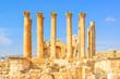 The Temple of Artemis is a Roman temple in Gerasa, Jordan