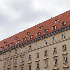 Vienna, Austria. Architectural details
