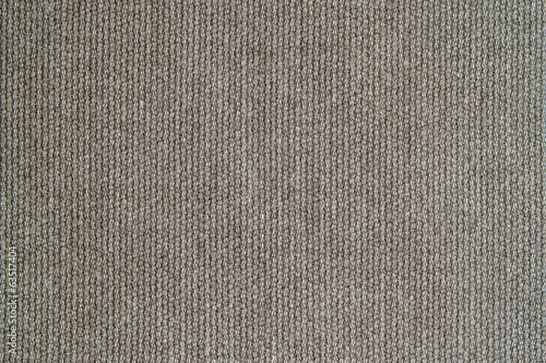 knitted woolen fabric of gray brown color