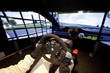 Wheel in a simulator - 63518248