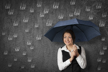 Tax optimization concept