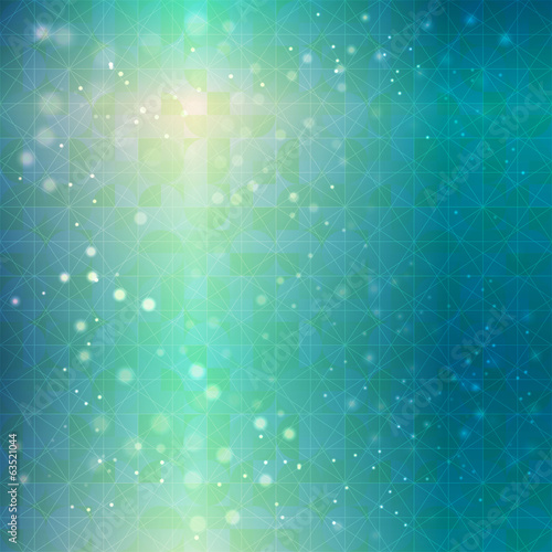 Abstract decorative background template