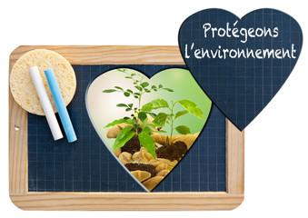 concept protection de l'environnement, écologie