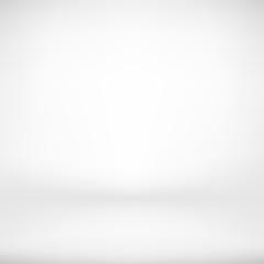 Empty White Studio Backdrop in Vector EPS 10
