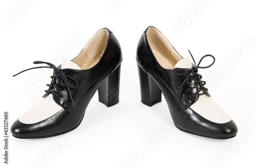 Fashionable female  shoes