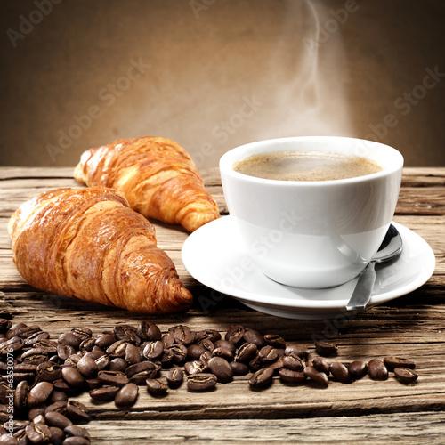 Fotobehang Cafe coffee