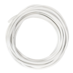 Skein of coaxial cable
