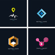 Business icons concept collection