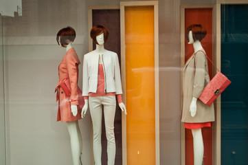 vitrine mode été