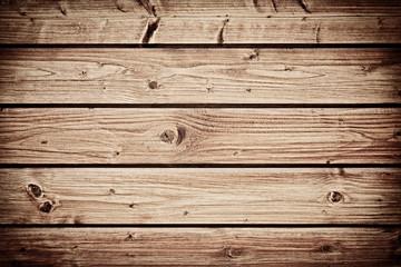 Holzbretter mit Vignettierung - Hintergrund