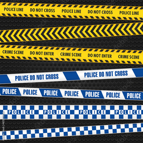 Police Warning Tapes