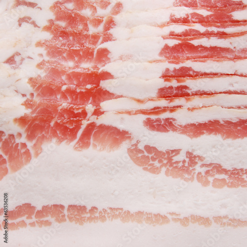 Bacon close-up.