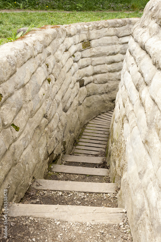 trench of death world war 1 flanders fields belgium