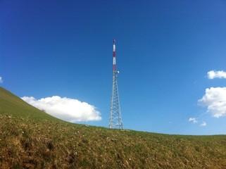 Rundfunk Sendeturm am Mitterberg