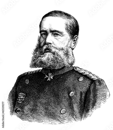 Prussian General - 19th century - 63539277