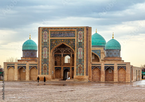 Hast Imam Square (Hazrati Imam) is a religious center of Tashken