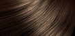 Brown Hair Blowing Closeup - 63544065