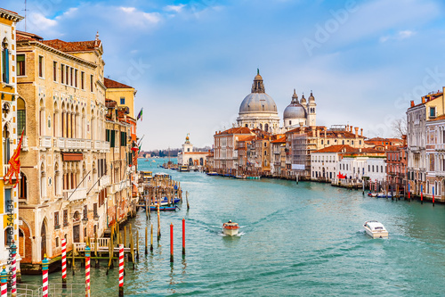 Venice at sunny evening - 63544434