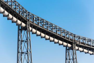 Industrie Rohrleitung