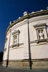 Sebastopoli: mura esterna del Panorama Museum