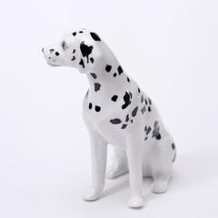 Dalmatian Dog ceramic figurine