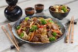 Yakissoba - Chinese noodles
