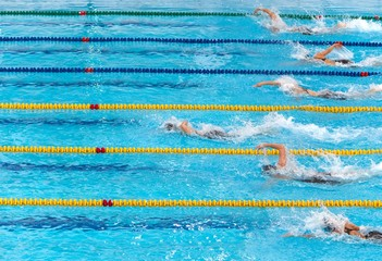 competitions in pool