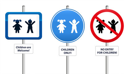 Signs Children