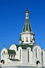 Church of Alexander Nevsky. Kaliningrad, Russia