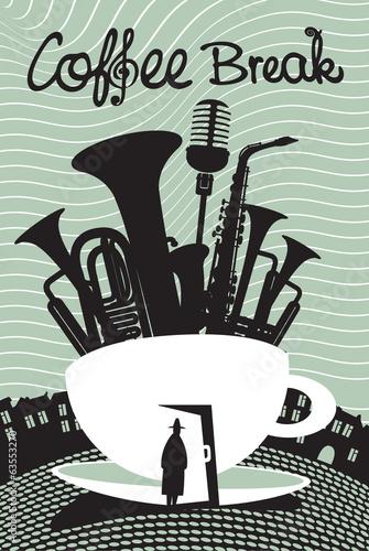 filizanka-kawy-i-instrumenty-muzyczne
