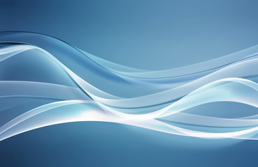 Creative Light Blue Element For Your Art Design