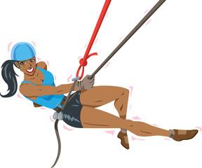 Happy Climber