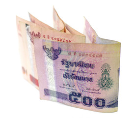 thai baht money