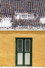 San Juan an old Landhuis  Curacao, Caribbean