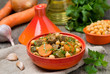 tagine with beef and vegetables
