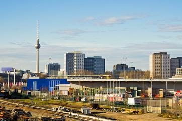 Cityscape in Berlin, Germany