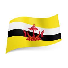 State flag of Brunei