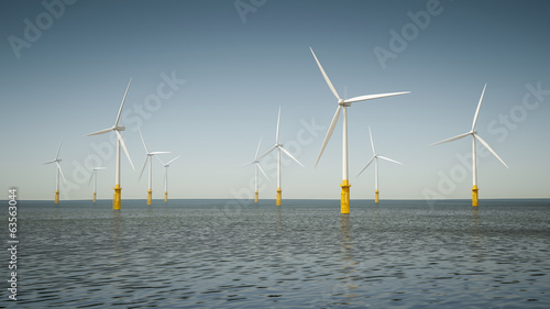 offshore wind energy park