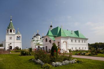 Spassky monastery. Murom. Russia