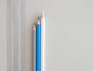kreativer Schreibtisch