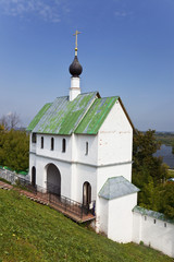 The Church Of St. Sergius Of Radonezh. Murom