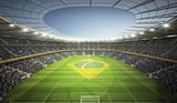 Fototapety Stadion Brasil 5