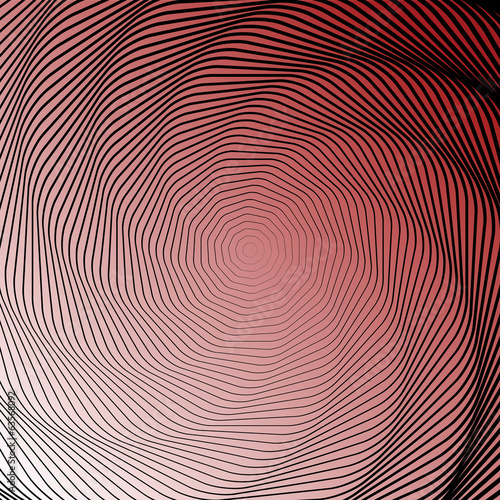 Design whirl motion illusion background