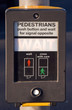 Pedestrian crossing control box UK