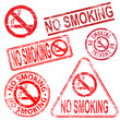 No Smoking Stamps