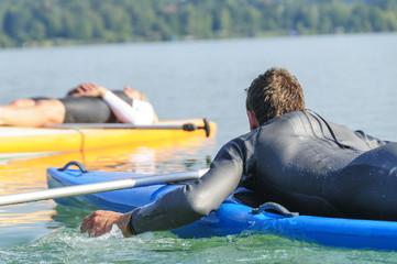 Wellness auf dem Wasser