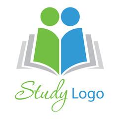 study book logo