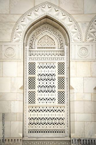 Papiers peints Autre Closeup Grand Sultan Qaboos Mosque